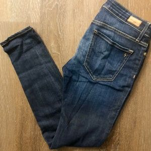 Mid-Rise Skinny Joie Jeans